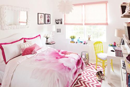 bedroom design simple: Modern Girl Bedroom Design Inspirati