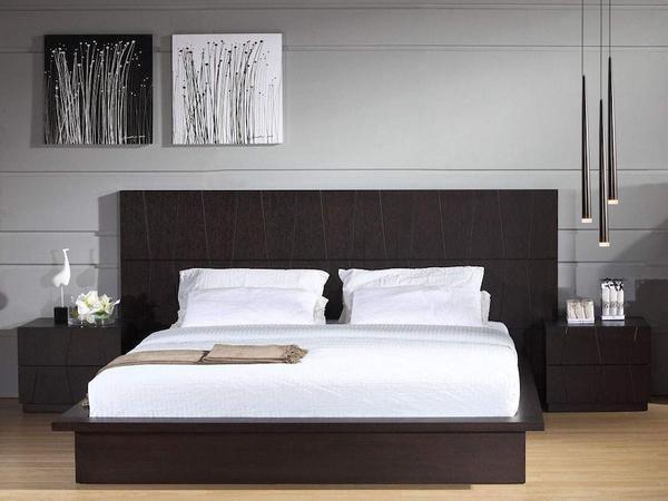 Trends to Try : Bedside Hanging Lights   Hanging bedroom lights .