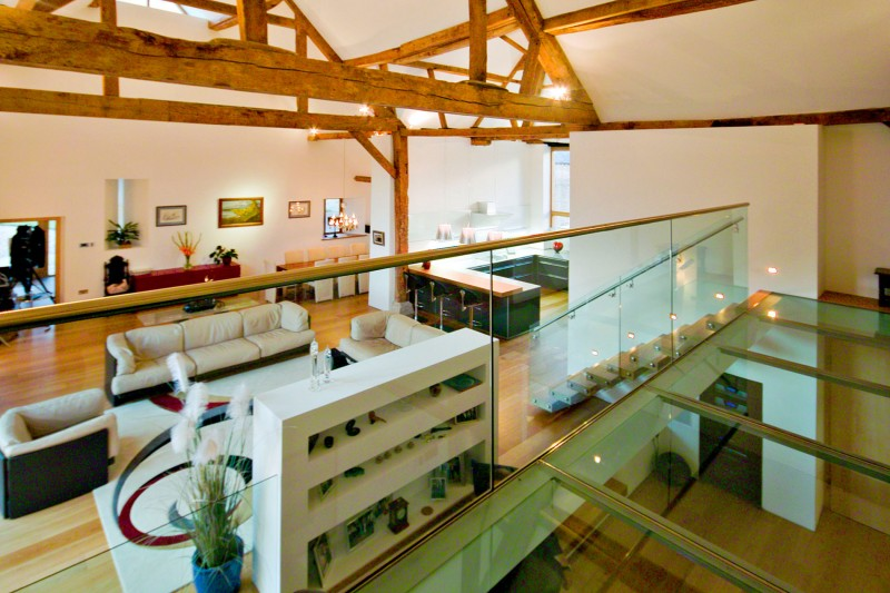 Impressive Old Barn Conversion into Modern Home With Rustic .