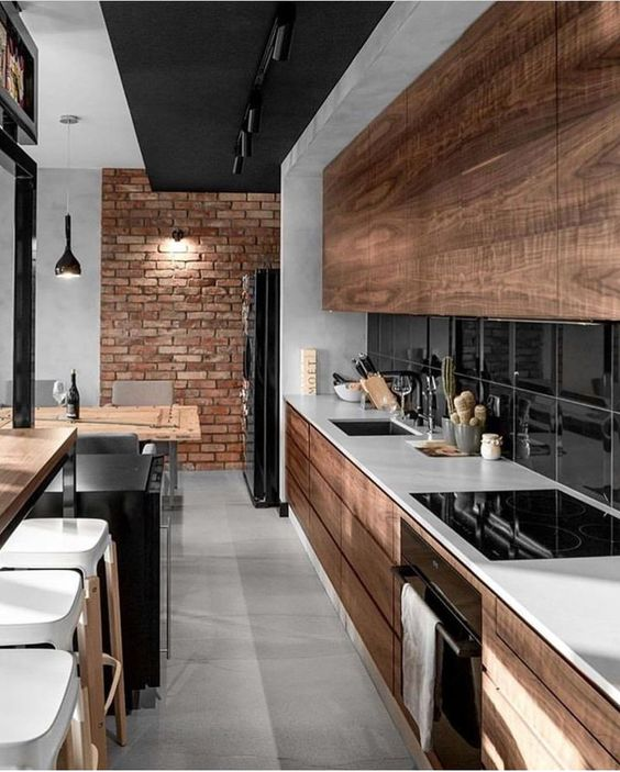 What Is A Modern Rustic Home And 25 Examples - DigsDi