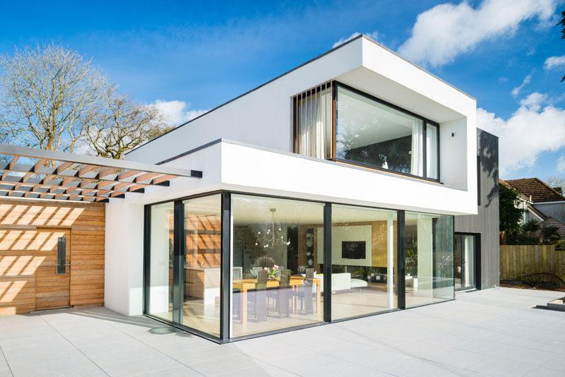 White Oaks House By BARC Architec