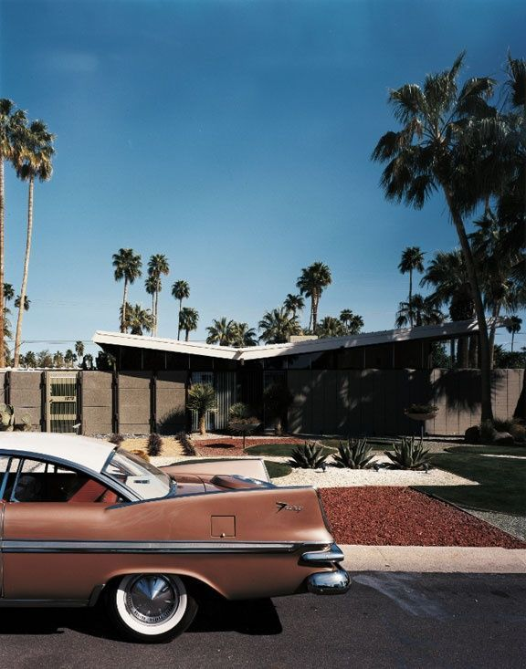 Palm Springs is the living museum of mid-century modern .