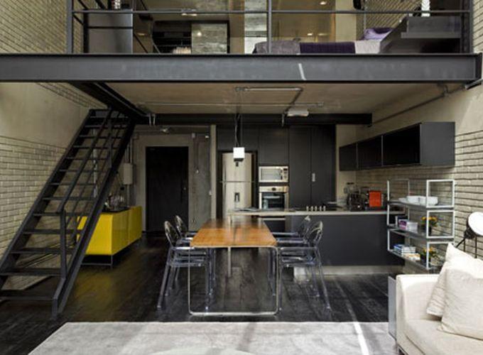 Industrial Apartment Design Archives - ROUNDEC