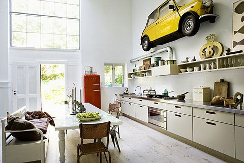 Pin by C C on Interior Design (With images) | Modern kitchen .