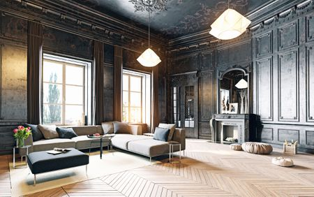 How to Mix Antique and Modern Decor Styl