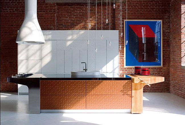 Functional and Modern Kitchen by Schiffini - InteriorZi