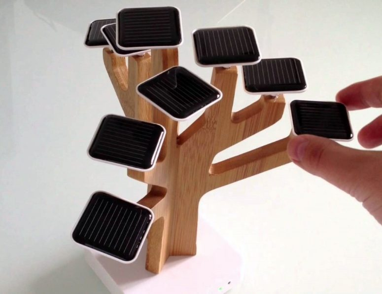 Solar Suntree Battery Charger For Many Gadgets - DigsDi