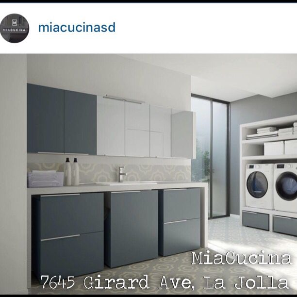 Laundry room from spazio by ideagroup. Imported and designes .