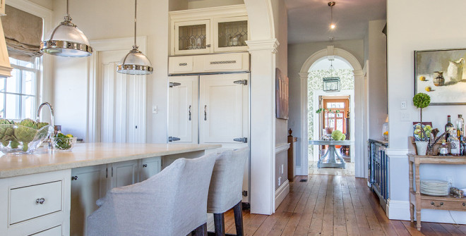 Light hearted: An 1817 farmhouse upgrades with a bright, modern .