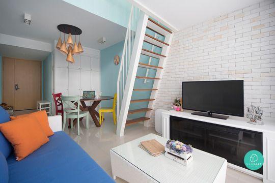 10 Amazing Loft Apartments In Singapo