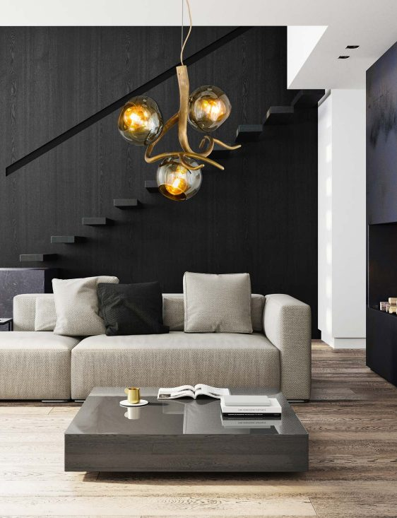 Ersa | contemporary lighting collection | Brand van Egmo