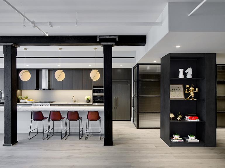 20 Sleek and Modern Kitchens   Interior Design Magazi