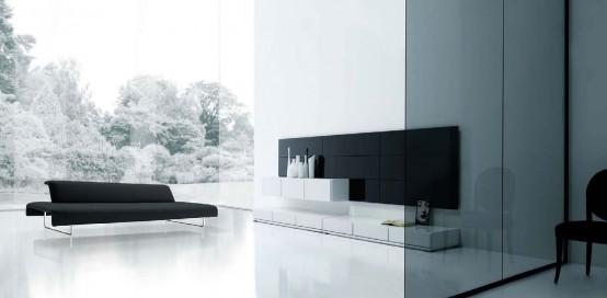 Modern Minimalist Living Room Designs by MobilFresno - DigsDi