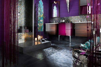 Modern Moroccan Bathroom Furniture and Inspiration from Delp