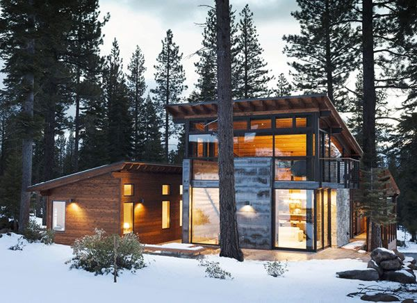 50 Outstanding Mountain Homes Designs and Pictures | Furniture .