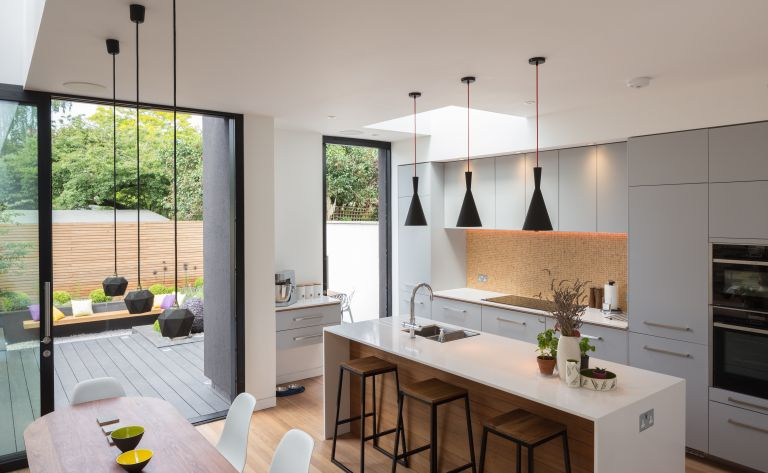 Kitchen extension cost: what to expect and how to budget | Real Hom