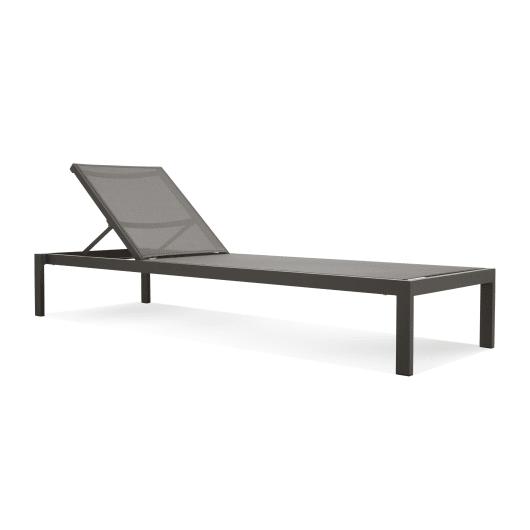 Skiff Outdoor Sun Lounger   Modern outdoor chaise lounges, Modern .