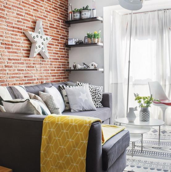 apartment interior decor Archives - DigsDi