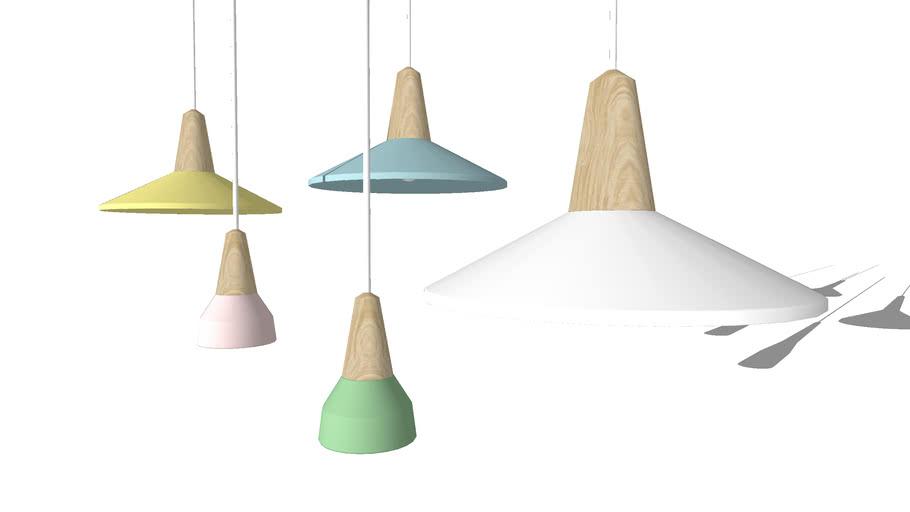 Modern pendant lamps | 3D Warehou