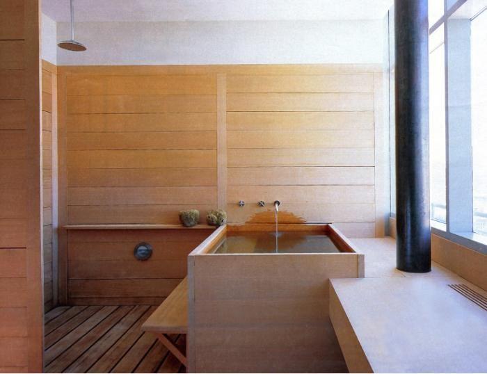 Wood Paneled Baths, 6 Favorites | Architecture bathroom, Luxury .