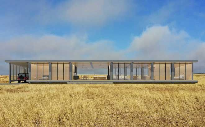 Pin by Curbed on Pavilion | Prefab homes, Modern prefab homes .