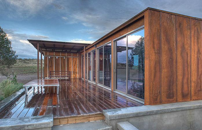 weeHouse - Modern Prefab Homes by Alchemy Architects: Prefab .