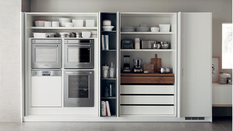 New Kitchen Cupboards | Scavolini English Magazi