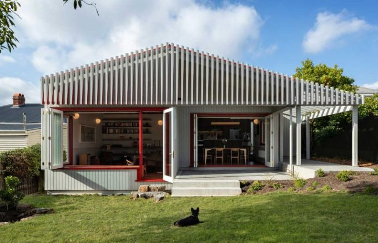 modern house extension Archives - DigsDi