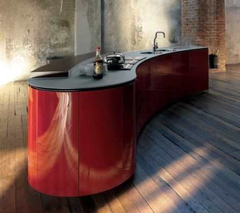 Poetic Kitchen Alessi from Valcucine - Lacucina Alessi encompasses .