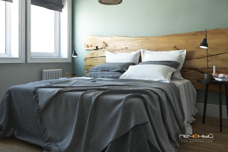 Modern Scandinavian Apartment For A Young Couple - DigsDi