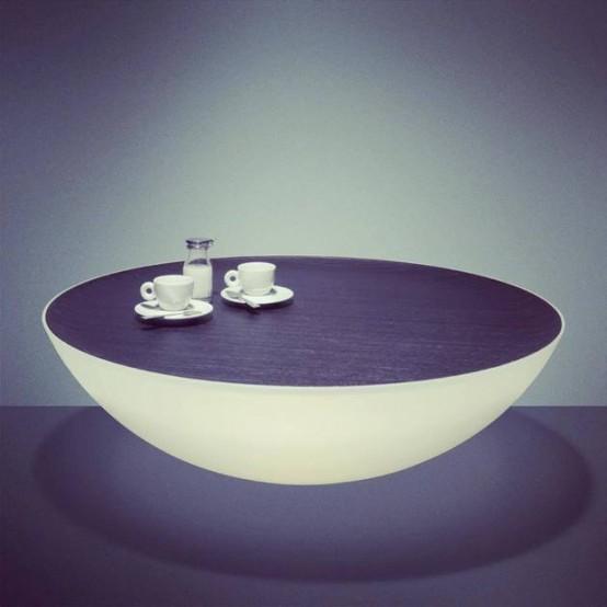 Modern Solar Lamp And Table By Foscarini - DigsDi