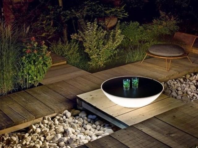 The Solar table by Foscarini - a new contemporary table desi