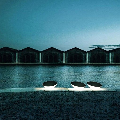 Solar Outdoor Floor Lamp by Foscarini in 2020 | Outdoor floor .