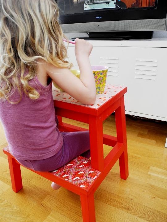 10 Cool DIY IKEA Bekvam Step Stool Upgrades | Kidsoman