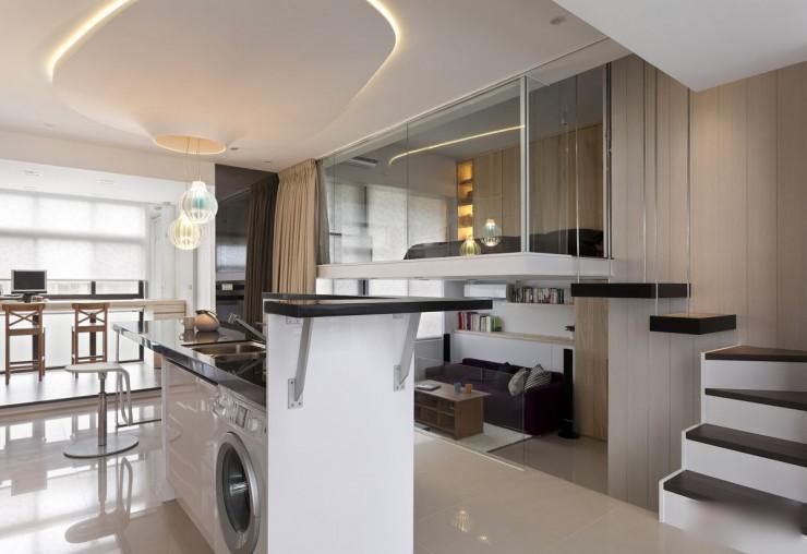 Modern and stylish Apartment - Apartment Decoration Ide