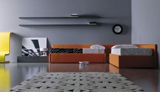 Modern Teen Room Designs by Pianca | Apartment Ideas | Teen room .