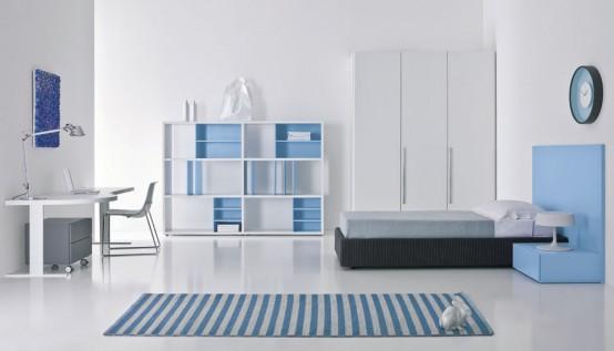 Modern Teen Room Designs by Pianca - DigsDi