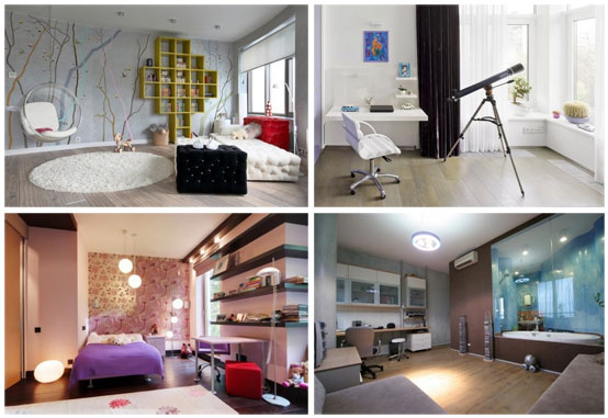 187 Teen Room Designs To Inspire You - The Ultimate Roundup - DigsDi