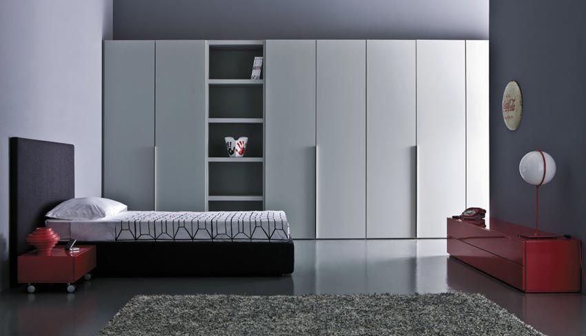Minimalist Design Ideas of Teenager Room | Moder
