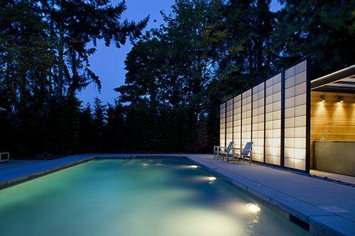 COOP 15 Architecture Kaneko Pool House | Pool house designs .