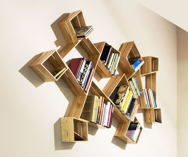 SUM shelves by Peter Marigold for SCP. - Design Is This | Cool .