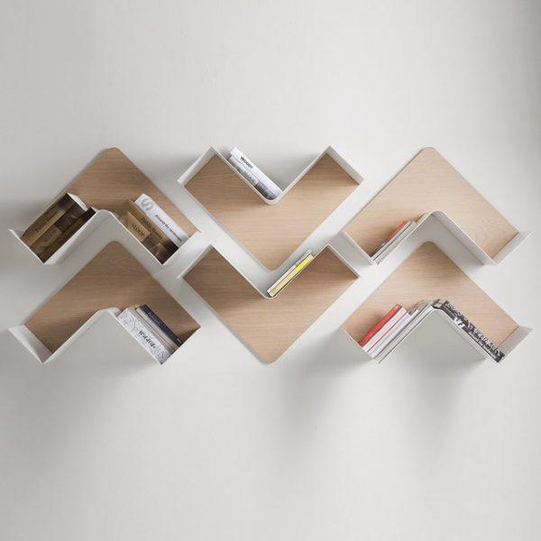 31 Unique Wall Shelves That Make Storage Look Beautif