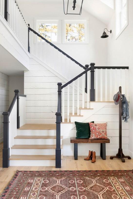 Modern White Farmhouse Rebuild | Orono Home Remodele