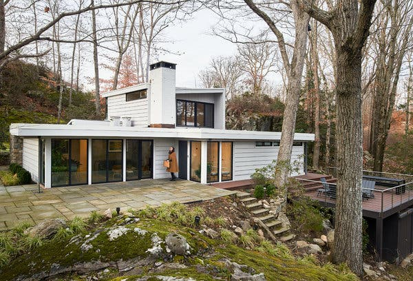 Follow Every Step of a Major Midcentury Modern Renovation - The .