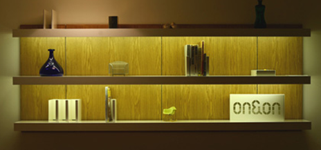Pin by Shan Jiang on SHELF LIGHTING (With images) | Modern .