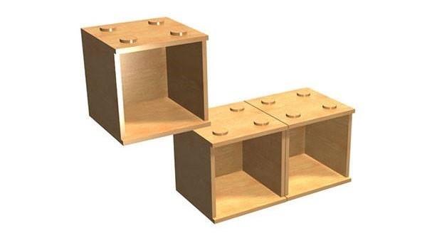 ModCubes: The LEGO bricks of modular furnitu