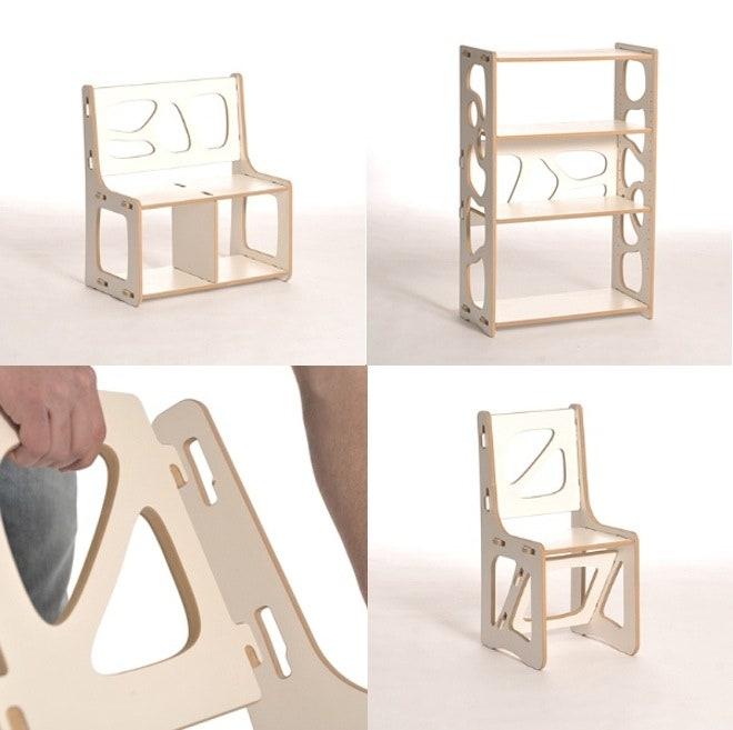 Modular Furniture 'Inspired by Lego' | WIR