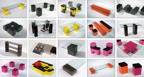 Cool DIY Design Idea: Big Modular Blocks to Make Furniture .