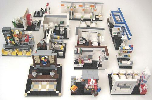 Hospital Modular Facilities | Flickr - Photo Sharing! | Lego .