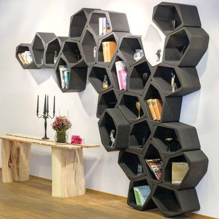 BUILD modular and flexible shelving - order now and enjoy the desi